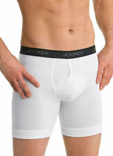 Jockey Mens Big & Tall Staycool Midway Brief 2 Pack Underwear Briefs 100% cotton