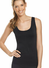 Jockey Womens Modern Micro Tank Tops Crop Tops nylon