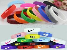 Nike Sports Baller Band Silicone Rubber bracelet wristbands Free Shipping in US