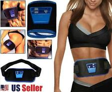 AB Gymnic Electronic Muscle Arm leg Waist Body Massager Belt  (2 Straps) + Gels