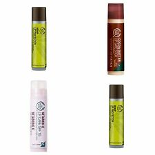Body Shop Lip Care Stick Protector Balm 4.2g - Hydrates & Soothes Very Dry Lips