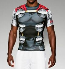 Limited Edition Under Armour Men's Alter Ego Thor Avengers 2 Compression Shirt
