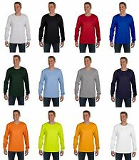 Hanes 6.1 oz. Tagless® ComfortSoft® Long-Sleeve Pocket T-Shirt 5596