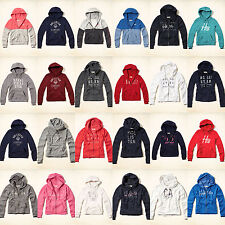 New Hollister By Abercrombie Womens Hoodie Sweatshirt Size XS S M L 2014