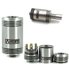Vulcan RDA Re-buildable Dripping Atomizer Clone Stainless Steel with Drip-Tip