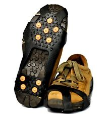 Unisex Anti Slip Shoe Covers Magic Ice Snow Grippers Spikes Grips Cleats Crampon