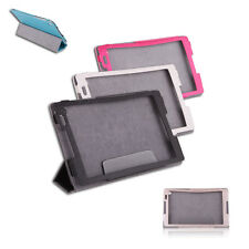 """New PU Leather Case Folds Folio Stand Cover For Lenovo Tab S8-50 8.0"""" Tablet PC"""