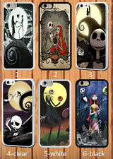 The Nightmare Before Christmas for iPhone 4/4S 5/5S 5C 6 6 Plus hard case cover