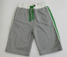 JOHNNIE B BODEN THICK COTTON JERSEY SWEAT SHORTS BAGGIES 3COLS  BNWOT 8-16 YEARS