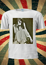 Sexy Gun GIRL Shooting TUMBLR Fashion T Shirt Men Women Unisex 1582