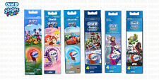 BRAUN ORAL-B STAGES POWER 100% GENUINE REPLACEMENT TOOTHBRUSH HEADS INDIVIDUAL