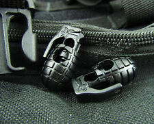 3PC EDC Outdoor Hiking Shoelace Non-slip Shoes Buckle Rope Clip Lock G670-671