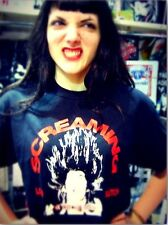 SCREAMING LORD SUTCH TSHIRT 60s garage punk the horrors stooges rockabilly