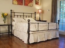 The Most Beautiful Iron Bed ~ Private Label Liquidation ~Made In The USA