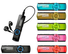 "32GB Clip Sports Mp3 Player 1.2"" LCD Screen Music, FM Radio, Voice Recorder USB"