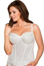 Ulla *Lilian* Women's Padded Basque with Underwire & Multiway Straps 3482 Ecru