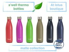 Swell Stainless Water Bottle Thermo -Fashion Sport Hydration Runway Eco Designer