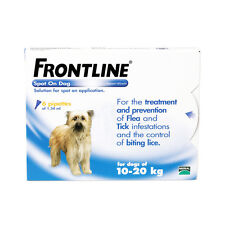 Frontline Spot On Medium Sized Dogs 10-20 Kg - Flea Tick Treatment