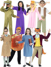 Boys Childs Girls Roald Dahl Book Week Character Fancy Dress Costume Outfit