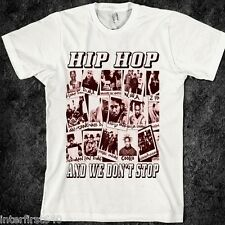 hip hop t shirt, gangstarr, wutang clan, method man, rap, nas, dj premier, Guru