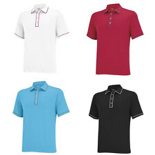 adidas PUREMOTION PIPED POLO GOLF SHIRT MENS 4 COLORS NEW RETAIL $60.00