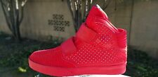 Nike Flystepper 2K3 PRM Premium University Red Chrome 677473-601 Rare Exquisite