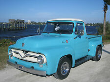 Ford : F-100 3 Window Short Bed Truck
