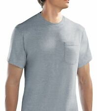 Fruit of the Loom Men's 6-pack Pocket T-shirts M-3X New in Famous Brand Packages