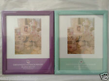 "8"" X 10"" Pastel Classic 20 X 25 cm Photo Frame Home Collection New PTLD"