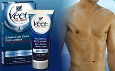 Veet for Men Hair Removal Cream No razor Rash No prickly growith Works in 4 mins