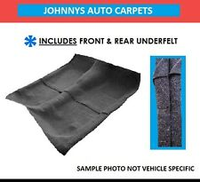MOULDED CAR CARPET TO SUIT VALIANT. CHARGER