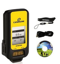 Portable Multifunction GPS Device/ Data Logger Compass, Weather, Pedometer IPX6