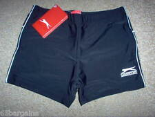 Boys Swimming Boxer Trunks by Slazenger Ages 7-8, 9-10, 11-12 & 13 Years