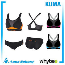 AQUA SPHERE KUMA LADIES SWIMWEAR WOMENS SWIMMING COSTUME SWIMSUIT ALL SIZES NEW!
