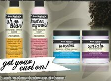 AUNT JACKIE'S HAIR CARE PRODUCTS FOR NATURAL CURLS, COILS AND WAVES GOOD PRICE!!