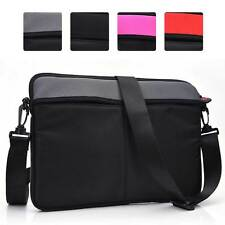 Kroo SC2 Protective 12.2 Tablet & e-reader Shoulder Messenger Travel Bag Case