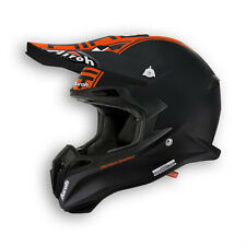 CASCO HELMET AIROH CROSS OFF ROAD TERMINATOR 2.1 COM ORANGE MATT OPACO MOTO