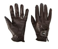 Dublin Show Gloves Leather Horse Riding Gloves ALL SIZES