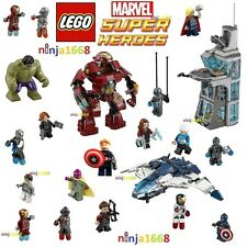 GENUINE LEGO MARVEL SUPER HEROES CHOOSE ANY MINIFIGURES AGE OF ULTRON BIGFIG NEW