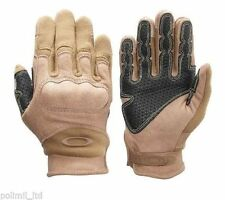 Oakley SI Assault / Factory Pilot FR Fast Rope Tactical Gloves Coyote 94109-86W