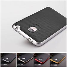 2 in 1 ipaky Hybrid Bumper Rubber Cover For Meizu Lanmei M1 Note / MX4 / MX4 Pro