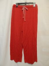 Nautica Anchor Print Drawstring Pajama Sleep Pant XL Red Skies NWT