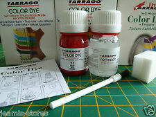 TARRAGO SHOE DYE KIT FOR SMOOTH LEATHER No1 to No.59