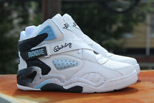 Ewing Athletics Retro White Dream Blue Leather Rogue Patrick Ewing Sneakers
