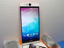 HTC Desire Eye 16GB AT&T (GSM UNLOCKED) 13MP Smartphone  0PFH100 - Coral Red