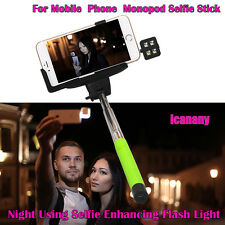 IBLAZR RK06 Smart sync led flash for the wire monopod for iphone android phones