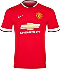 NEW 2014/15 Manchester United Jersey With FREE Custom Name and Number!