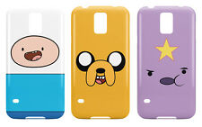 Adventure Time With Finn And Jake Character Samsung Galaxy S5 Hard Case