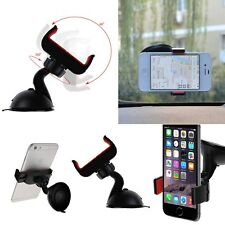 Car Windshield Mount Stand Holder For iPhone 6 Plus 5S Samsung Galaxy Note 2 3 4