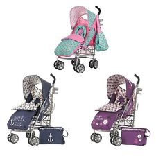 Obaby Metis Stroller / Pram / Buggy / Pushchair Bundle